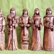 каменные люди
